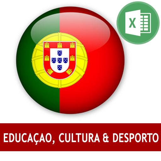 Base dados educaçao cultura