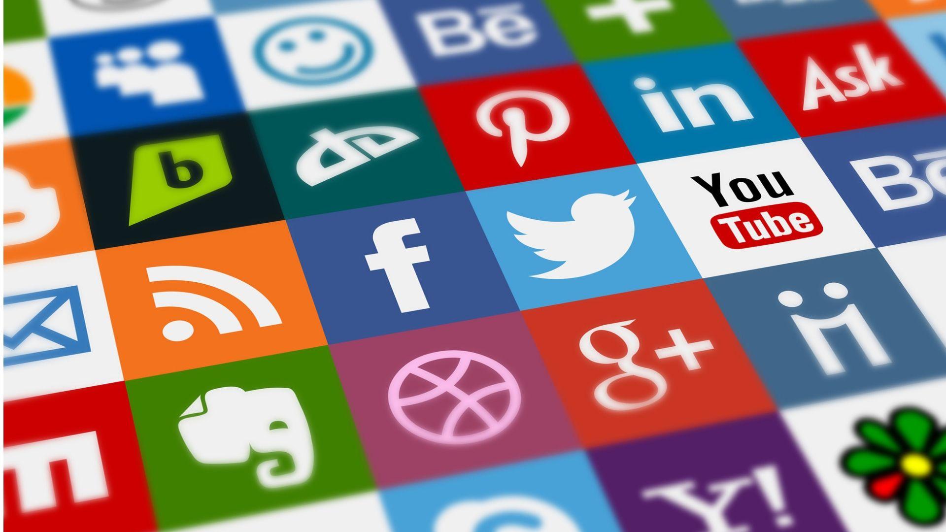 Uso das redes sociais