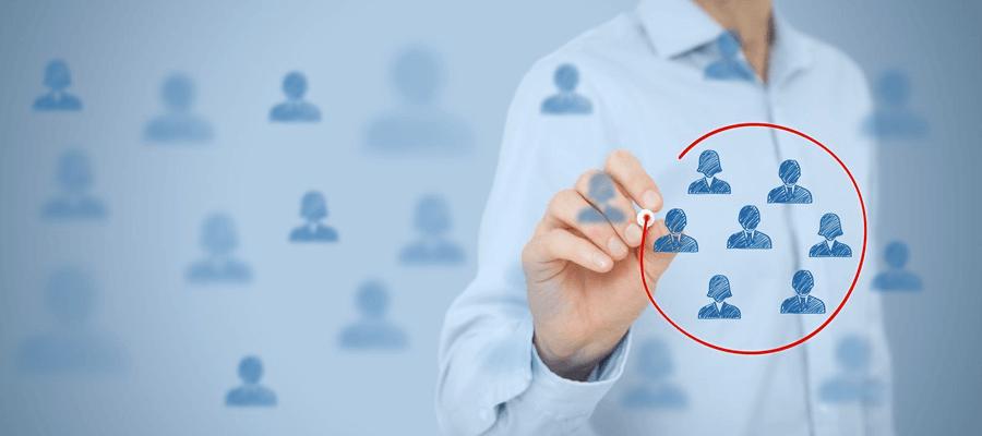 5 razões para se concentrar num segmento de mercado